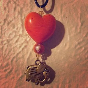 Jewelry - Love Never Forgets, Elephant necklace,